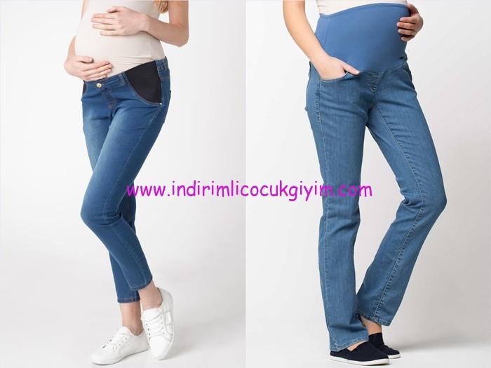 DeFacto 2015 denim hamile pantolon modelleri
