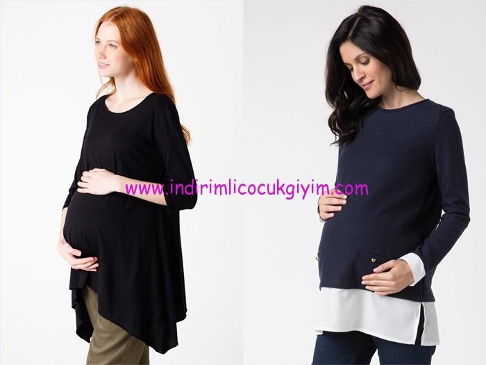 DeFacto 2015 hamile bluz modelleri