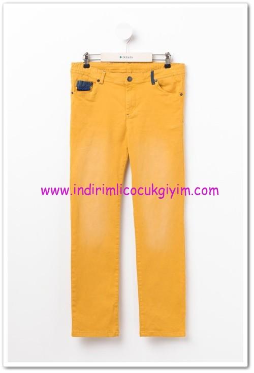 DeFacto genç erkek sarı pantolon-30 TL