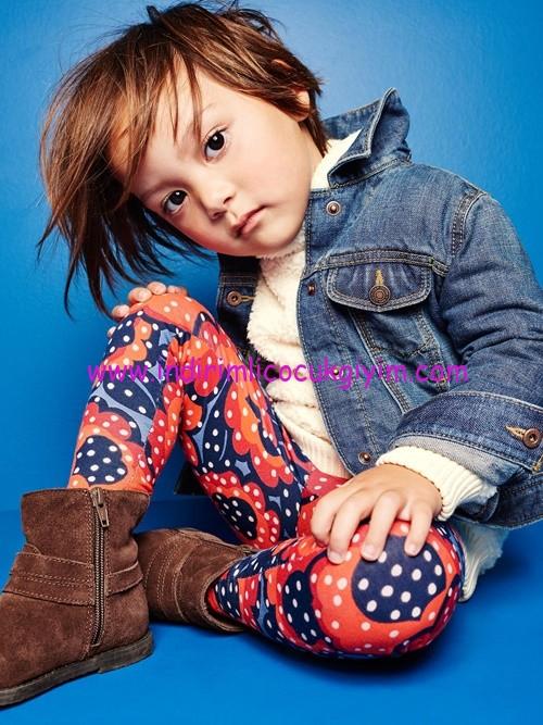Gap kız çocuk renkli tayt modelleri-40 TL