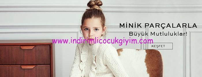 Koton kids kız çocuk kıyafetleri 2015