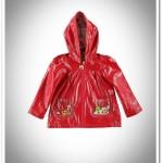 LCW kız çocuk kırmızı başlıklı yağmurluk-30 TL