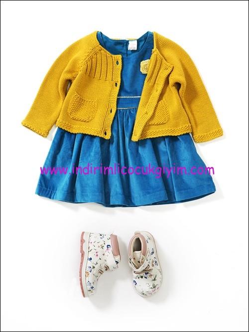 LCW kız bebek elbise modelleri