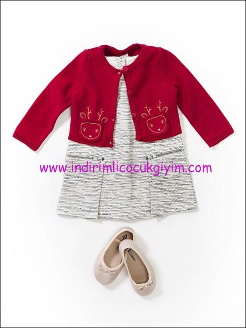 LCW kız bebek yılbaşı elbiseleri