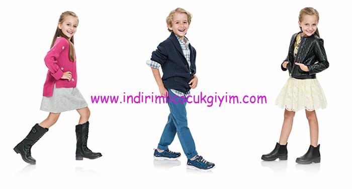 FLO çocuk bot-çizme modelleri 2016
