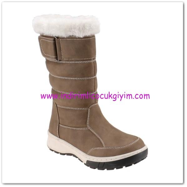 FLO kız çocuk vizon çizme-100 TL
