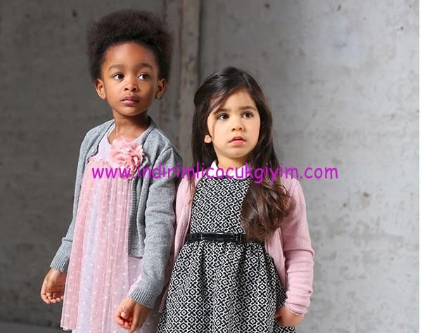 Kanz kız çocuk elbise modelleri 2016