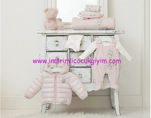Kanz kız bebek giyim modelleri