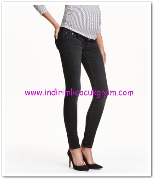HM-Mama-Shaping skinny hamile jean pantolon-169 TL