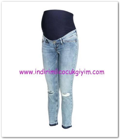 HM-Mama-Skinny hamile jean pantolon-119 TL