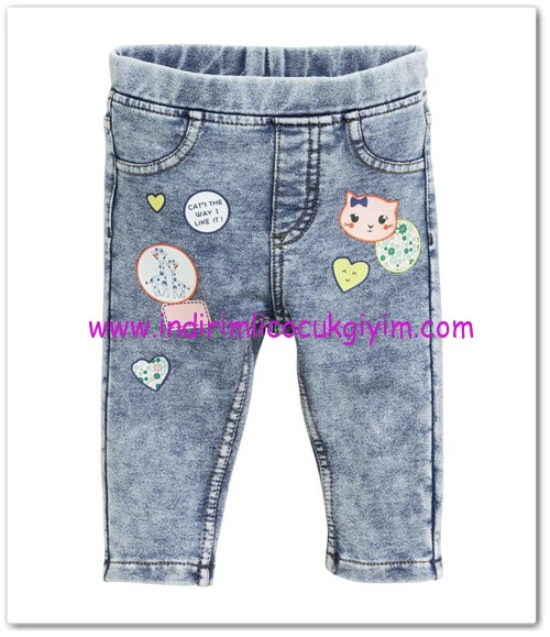 HM-kız bebek tregging pantolon-35 TL
