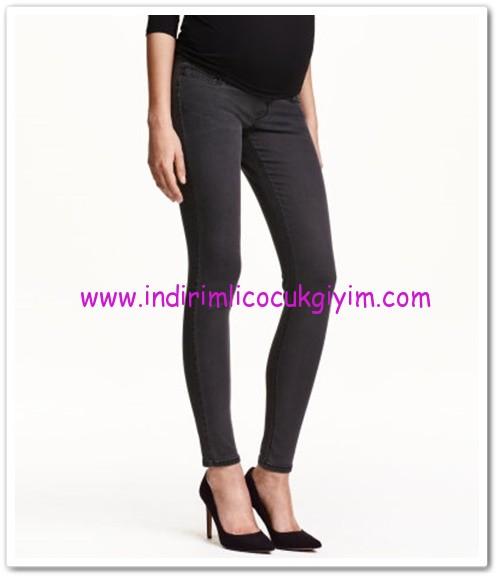 HM-super skinny koyu gri pantolon-80 TL