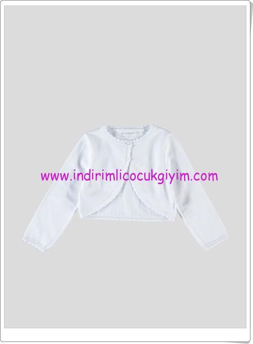 LCW kız çocuk beyaz hırka-20 TL