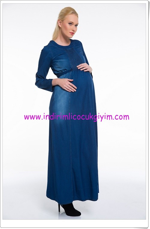 Gör&sin hamile maksi elbise modelleri-80 TL