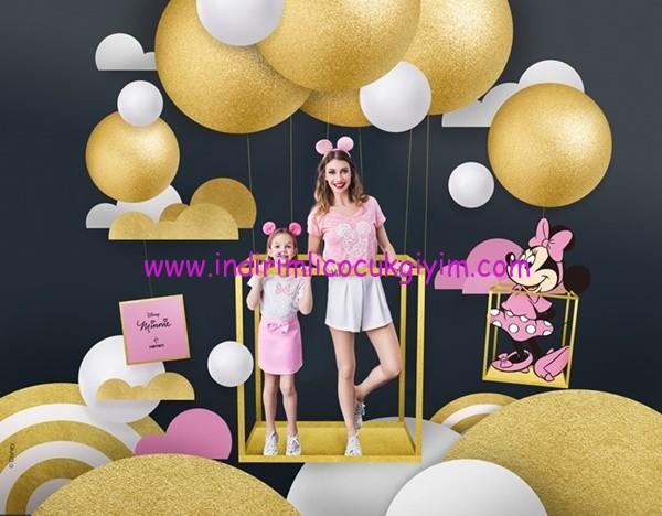 Koton Minnie Çocuk Giyim Koleksiyonu