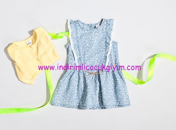 LCW 2016 yeni sezon kız çocuk elbiseleri