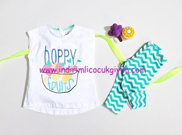LCW kız çocuk baskılı tişört modelleri