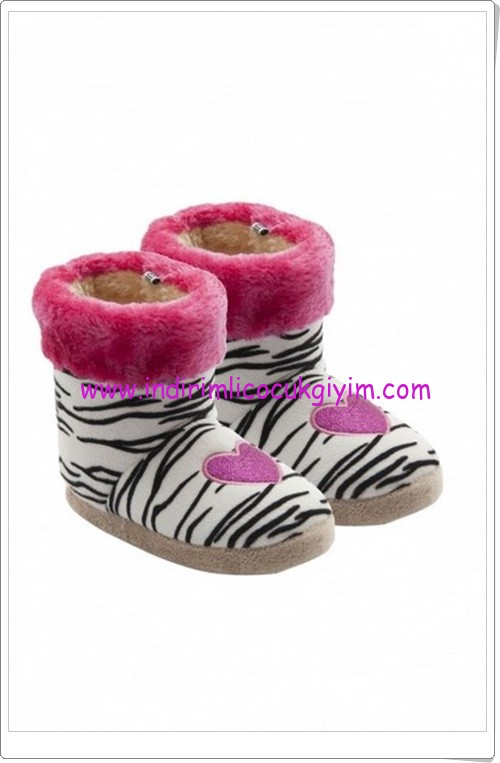Twigy zebra çocuk ev botu-28 TL