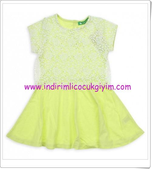 cichlid-kiz-cocuk-elbise-sarı-33 TL