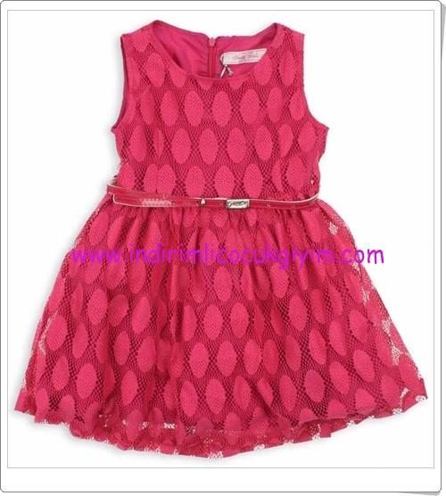 incity-kiz-cocuk-elbise-1-6-yas-fuşya-80 TL