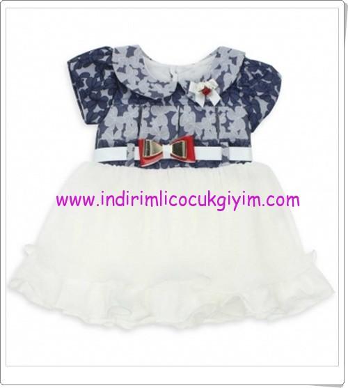 modakids-kiz-cocuk-kemerli elbise-45 TL