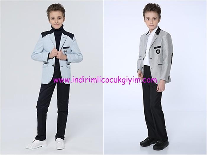 Tozlu Giyim erkek çocuk takım elbise