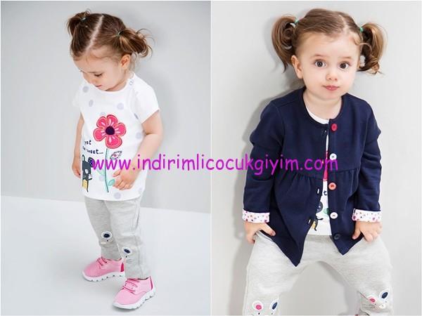 LCW kız çocuk giyim modelleri