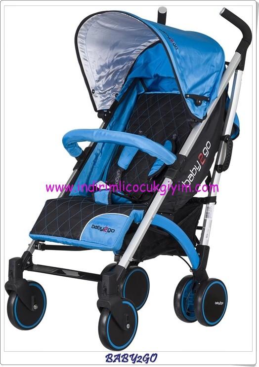 Baby2go 8826 Sweet mavi baston puset
