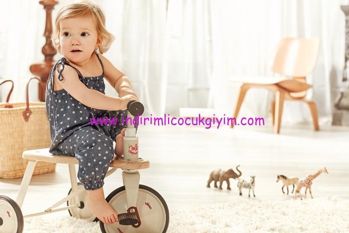 Koton Baby yazlık giyim modelleri