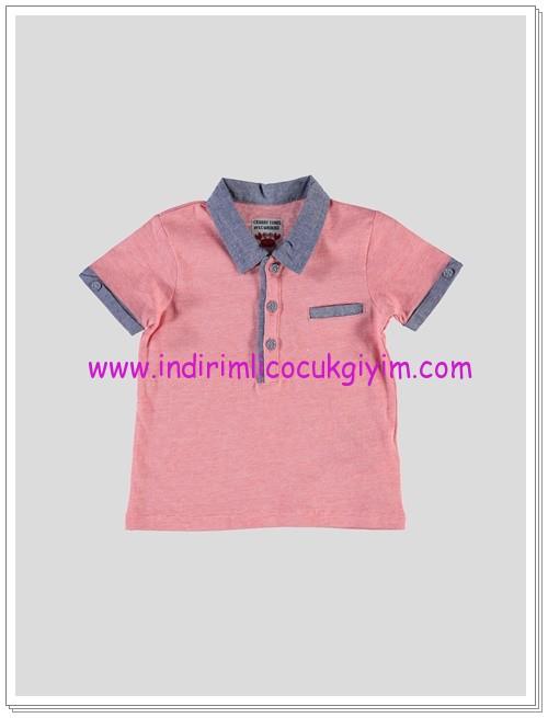 LCW erkek bebek polo yaka tişört-15 TL