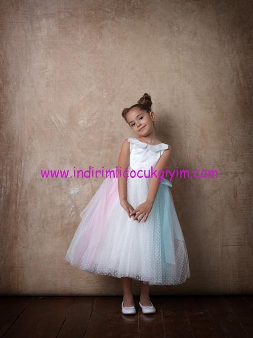 Little Fairy kız çocuk abiye modelleri