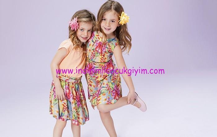 Panço 2016 yazlık çocuk elbiseleri