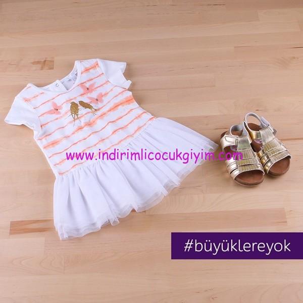 Panço yazlık çocuk elbiseleri