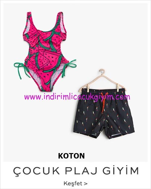 Koton Kids Çocuk Plaj Giyim