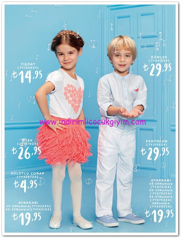LC Waikiki kız erkek çocuk kıyafetleri