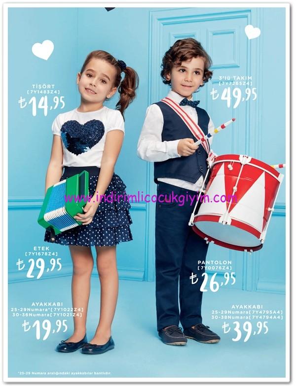 LCW çocuk bayramı kıyafetleri