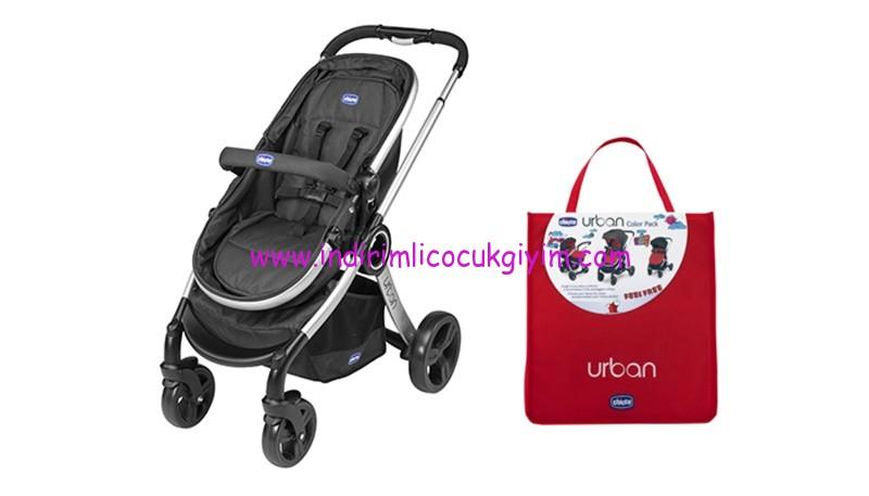 chicco urban bebek arabası renk paketi