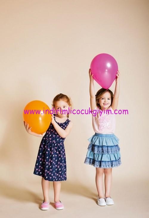 defacto 2017 kız çocuk yazlık elbise modelleri