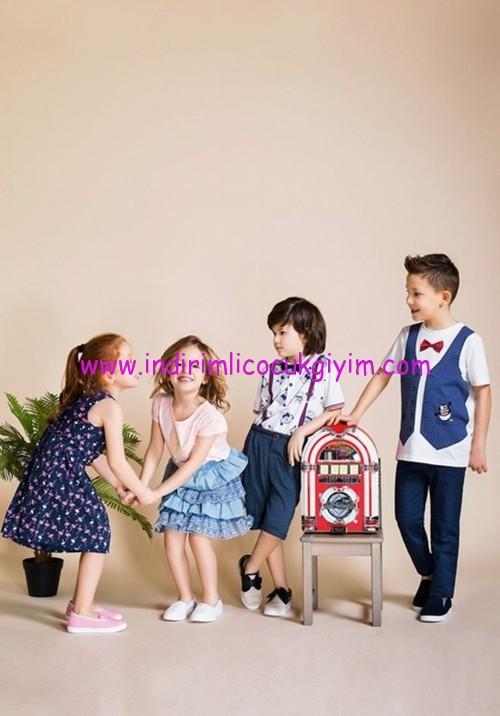 defacto 2017 yazlık çocuk kıyafetleri