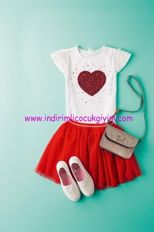 defacto kız çocuk 23 nisan kıyafetleri