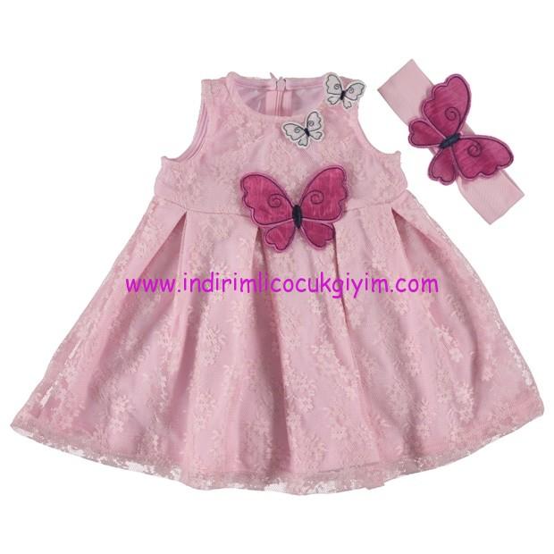 civil kujju 6-18 ay bebek elbisesi