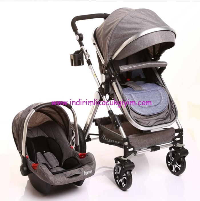 lelebaby ligou travel sistem bebek arabası